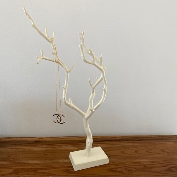 Tree Branch Jewelry Holder